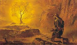 Moses (PBUH) and the Burning Bush