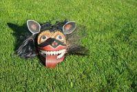 Mahasohona Mask The Graveyard Demon