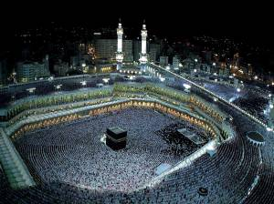 Masjid-al-haram Mecca