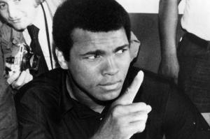 Muhammad Ali I know where I'm going and I know the truth, and I don't have to be what you want me to be. I'm free to be what I want.