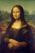 Mona Lisa by: Leonardo da Vinci and Nat King Cole http://youtu.be/EG-A_qTAKEI