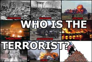 who is the terrorist