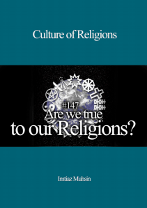 Are we true to our religions